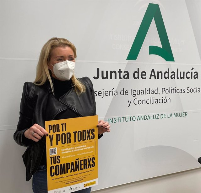 El IAM y la Agencia Española de Protección de Datos lanzan una campaña para frenar la ciberviolencia contra las mujeres