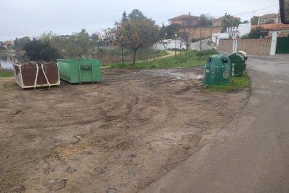 El Punto Limpio de Mérida recogió 70.420 kilos de residuos no orgánicos en 2020, un 35% más que el año anterior