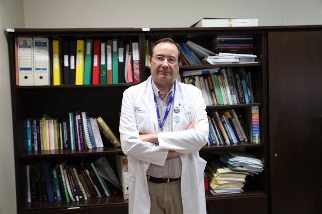 El jefe del Servicio de Microbiología del Hospital Vall d'Hebron de Barcelona, Tomàs Pumarola (Archivo)