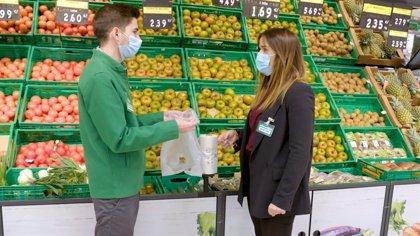Mercadona.- Mercadona cumple con su compromiso y elimina las bolsas de plástico de un solo uso en todas sus tiendas