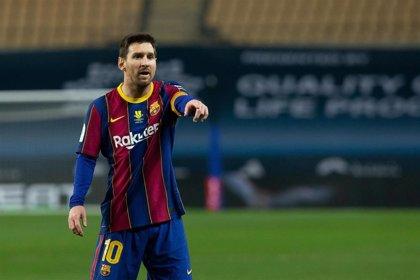 Messi, novedad en la lista del Barça para visitar al Rayo