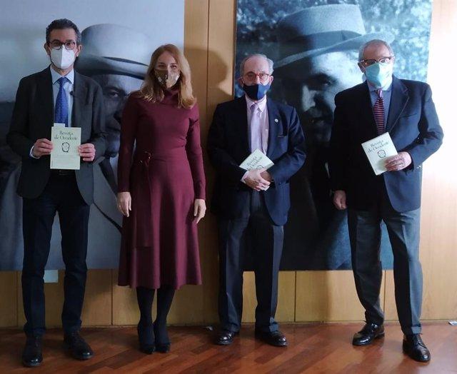 La Fundación Lilly y la Fundación Ortega-Marañón presentan el número 475 de Revista de Occidente 'El año de la pandemia. Ciencia, medicina y humanismo'