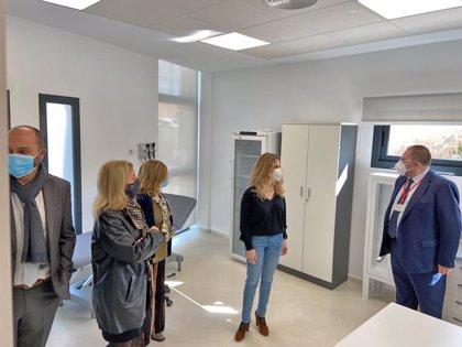 La Junta pone en funcionamiento el nuevo centro de salud de Los Cortijillos de Los Barrios