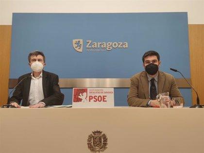 El PSOE propone una regeneración urbanística y cultural que cambie el entorno de las calles Zamoray-Pignatelli