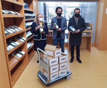 La Fundación Francisco Ayala dona a las bibliotecas municipales de Granada la obra completa del escritor