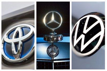 Toyota, Mercedes-Benz y Volkswagen, las firmas automovilísticas más valiosas, según Brand Finance
