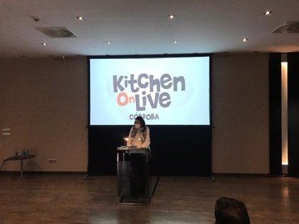 El proyecto 'Kitchen On Live Córdoba' persigue la promoción gastronómica de la provincia