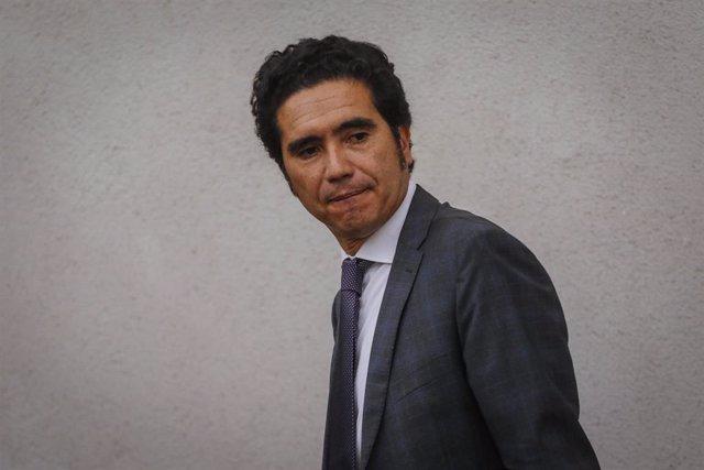 El exministro de Hacienda chileno Ignacio Briones