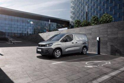 Peugeot lanzará en el segundo semestre el e-Partner, la versión eléctrica de su modelo 'made in Spain'