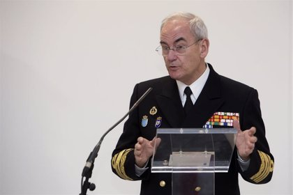 El almirante Teodoro López Calderón, nuevo Jefe de Estado Mayor de la Defensa (JEMAD)
