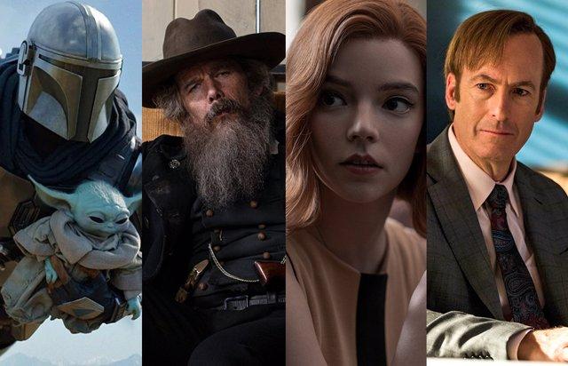 Las 10 mejores series de 2020, según AFI