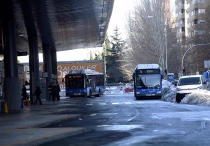 """Carabante defiende el """"esfuerzo titánico sin precedentes"""" que realizó Madrid durante la nevada"""