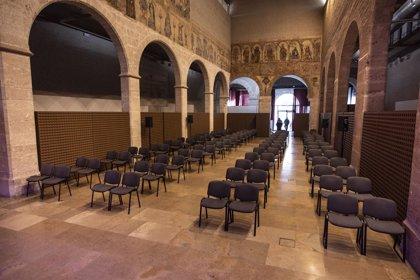 El Palau de la Música de València invierte 18.017€ para mejorar la acústica del Almudín