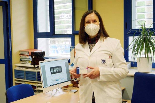 Guadalupe Dávila, neurópsicóloga de la UMA