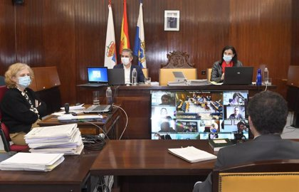 Aprobado inicialmente el presupuesto de Santander con el voto de calidad de la alcaldesa