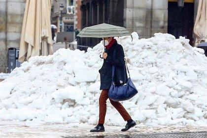 Una comisión analizará la gestión del Ayuntamiento de Madrid en la nevada histórica de 'Filomena'
