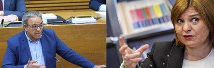 """Mata (PSPV) llama """"inútil política"""" a Bonig (PP) y ella denuncia una """"estrategia diseñada para desprestigiarla"""""""