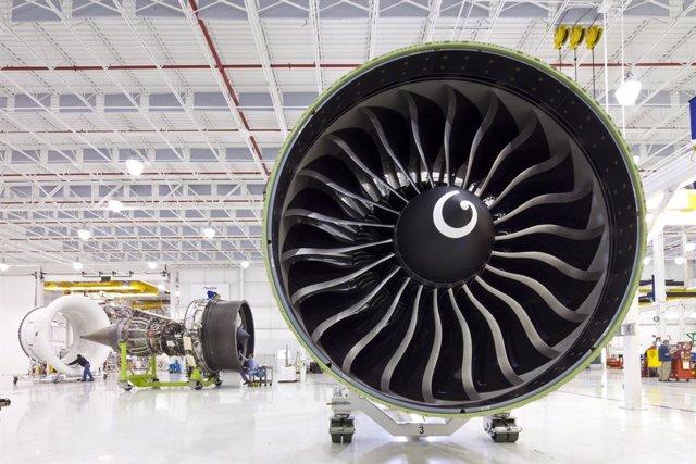 Motor de General Electric Aviation, GE Aviation.