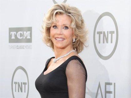 Jane Fonda recibirá el premio honorífico Cecil B. DeMille en los Globos de Oro 2021