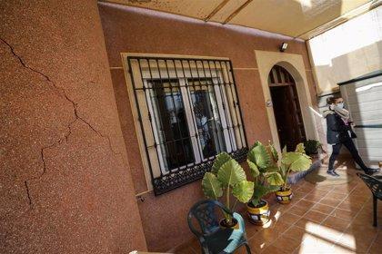 El Instituto Geográfico Nacional detecta 172 réplicas del terremoto de magnitud 4,4 del sábado en Santa Fe (Granada)