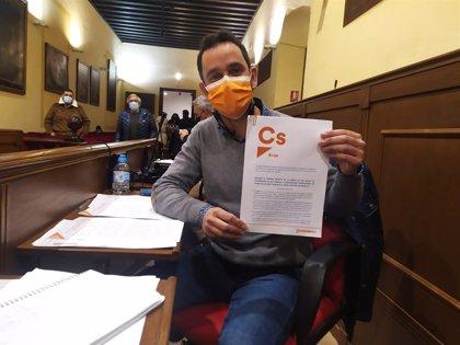 Pleno de Écija (Sevilla) aprueba a la moción de Cs para adoptar medidas para rebajar la luz y compensar a familias