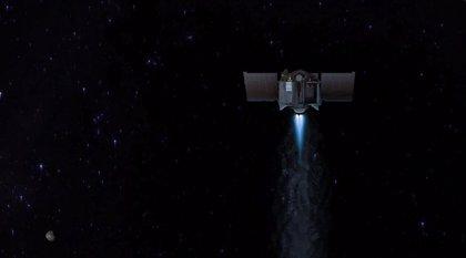 OSIRIS-REx se despedirá de Bennu con un sobrevuelo final