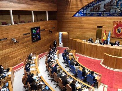 """Aprobada la ley de impulso demográfico de Galicia con el 'no' de la oposición, que ve falta de """"compromiso real"""""""
