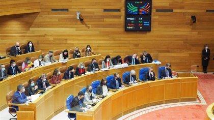 """El PP aprueba en solitario la ley de acompañamiento de los presupuestos, cuyo """"uso y abuso"""" censura la oposición"""