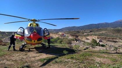 Herida una mujer tras caer desde un caballo en Granadilla (Tenerife)