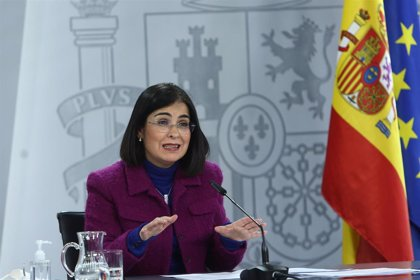 """Darias asegura que asume el cargo de ministra de Sanidad con """"ilusión, responsabilidad y mucha humildad"""""""