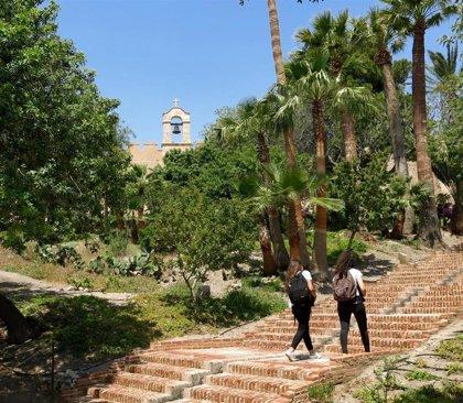 La Junta adjudica las obras de restauración del frente norte de La Alcazaba de Almería por 585.200 euros