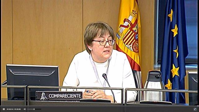 Secretaria general de Pesca, Alicia Villauriz