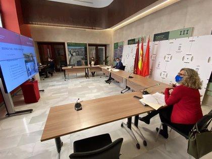 El Ayuntamiento de Murcia aporta a la Junta de Portavoces toda la información sobre el proceso de vacunación