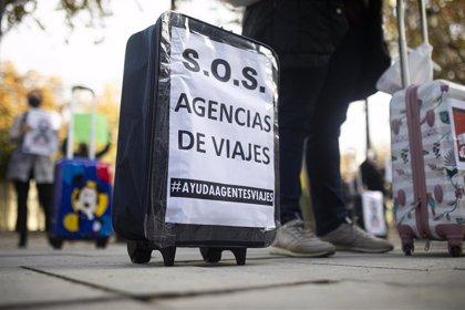 """Agencias de viajes ven """"un respiro"""" la reunión con la Junta ante una situación """"imposible de soportar"""" por la pandemia"""