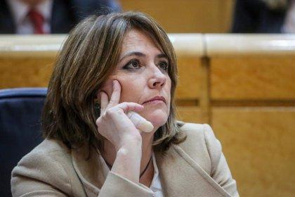 """El PP pide la comparecencia de Delgado en el Senado para presentar la memoria de 2019 y la acusan de """"incumplir"""" la ley"""
