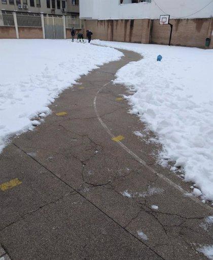 El Consejo Escolar propone recuperar los días perdidos por la nieve en días no lectivos antes de fin de curso