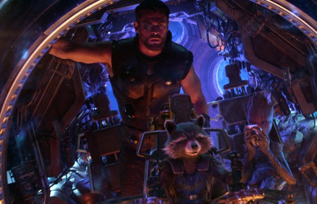 Rocket Racoon también aparecerá en Thor: Love and Thunder