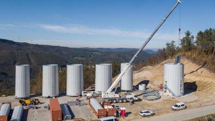 La compañía gallega de energías renovables Greenalia obtiene 135 MW de energía eólica terrestre en la subasta