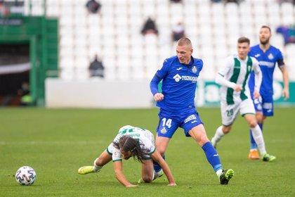 El Getafe pone fin a la cesión del centrocampista croata Ante Palaversa