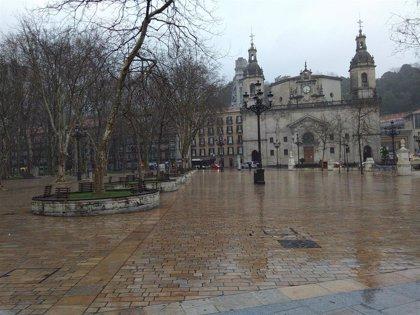 Tiempo gris y lluvioso este miércoles en Euskadi