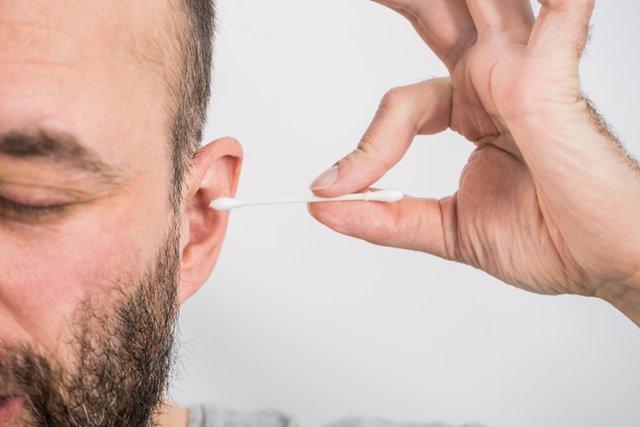 Tapón en el oído