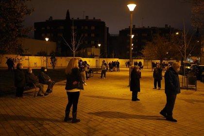 Registrados 40 seísmos esta noche en el entorno de Santa Fe (Granada) sentidos en hasta seis provincias andaluzas