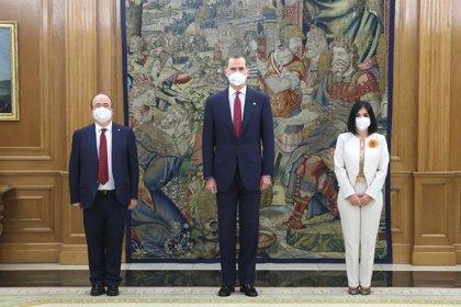 """Gobierno C-LM desea a Darias e Iceta """"todos los aciertos"""" porque con ellos """"irá la buena suerte del país"""""""
