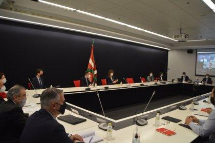 El Gobierno Vasco, Confebask, CCOO y UGT acuerdan la prórroga de los complementos a trabajadores afectados por ERTE