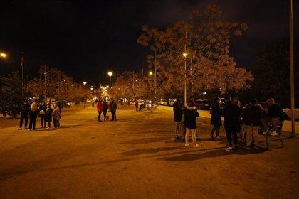 Grietas y desprendimientos en viviendas de Granada, Atarfe, Santa Fe y Maracena por los seísmos de anoche