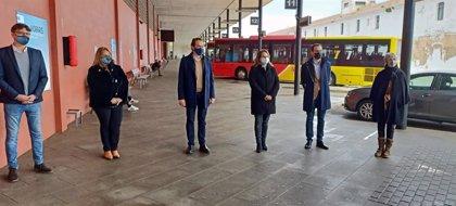 El Govern cede la estación de autobuses de Mahón al Consell de Menorca