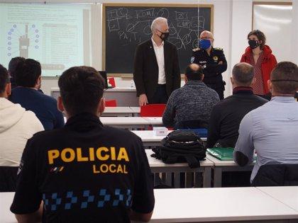 La Policía Local de Logroño contará para junio con 31 nuevos agentes, tras seis meses de formación y prácticas