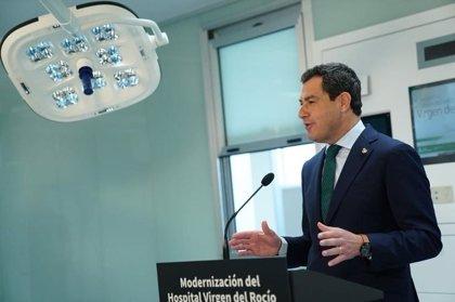"""Moreno pide """"calma"""" a los ciudadanos: """"Está todo preparado por si hubiera un terremoto de un nivel más alto"""""""