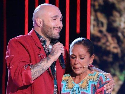 """Los fans de Kiko Rivera dejan su """"huella"""" en Cantora para sorpresa de Isabel Pantoja"""