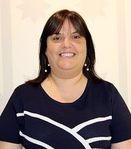 La concejala de Sanidad y Bienestar Social del Ayuntamiento de Dénia (Alicante), Cristina Morera , en una imagen de archivo